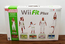 wii fit plus with balance board NEW OPEN BOX