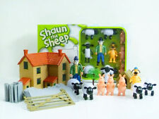 SHAUN THE SHEEP ACTION FIGURE KID DISPLAY FIGURINES SET TOY CAKE TOPPER DECOR