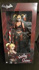 BATMAN ARKHAM CITY HARLEY QUINN DC COMICS 1/4 18 INCH  ACTION FIGURE NECA JOKER