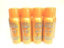 10 ORANGE CHRONIC SMOKE OUT AIR FRESHENER SPRAY 4OZ Cans