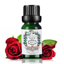 Rose Pure Essential Oils 5ml Nature Therapeutic Grade Aromatherapy Set @MS