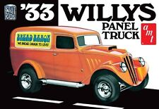 AMT [AMT] 1:25 1933 Willy's Panel Truck Plastic Model Kit AMT879