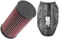 K&N Air Filter+ Wrap 2014-16 Polaris RZR XP 1000 + XP1000 Turbo PL-1014 + Wrap