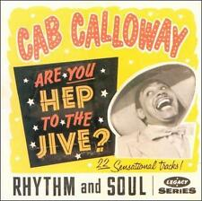 Are You Hep to the Jive? by Cab Calloway (CD, 1994, Columbia/Legacy)