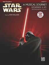 Pop Instrumental Solo: Star Wars Instrumental Solos (Movies I-VI) : Tenor Sax, B