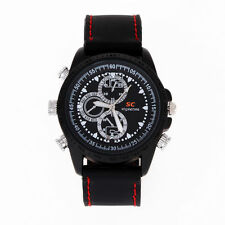 8GB Waterproof HD Camcorder Watch Hidden Camera DVR Security Video Recorder Cam