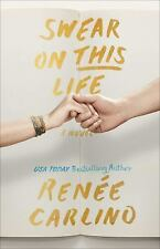 SIGNED Swear on This Life by Renée Carlino, autographed, new