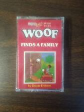 Woof Finds a Family - Word Publishing - 1990 - Cassette Tape