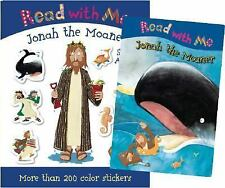 Read with Me: Jonah the Moaner (Read with Me (Make Believe Ideas))