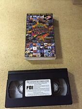 RARE 3D Cover 1999 Islands of Adventure Universal Studios  VHS Video Tape