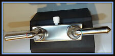 NEW RV CAMPER BOAT SHOWER VALVE WITH VACUUM BREAKER FAUCET MARINE