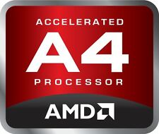 AMD A4-3300 AD3300OJZ22HX Socket FM1 2.5 GHz Dual-Core CPU Processor New USA