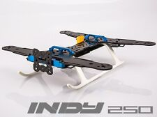 INDY 250 Mini FPV Full Carbon Fiber Quadcopter Drone Frame. US Shipper