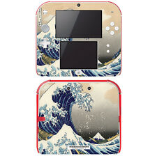 Vinyl Skin Decal Cover for Nintendo 2DS - The Great Wave