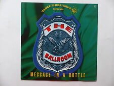 "MAXI 12"" the BALLROOM Message in the bottle ( POLICE ) dan 661491 6"