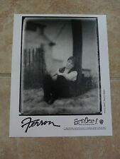 Ferron 1995 90's 8x10 B&W Publicity Picture Promo Photo #2