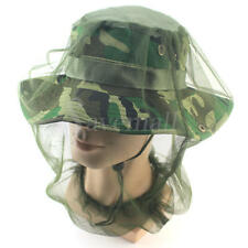 Mosquito Bug Bee Insect Repellent Mesh Net Hat/Cap Head Face Protector Fishing