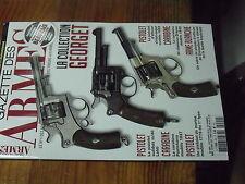 8ùµ?  Revue Gazette des Armes n°490 Pistolet de Marine / Dreyse M.1849 / Lahti