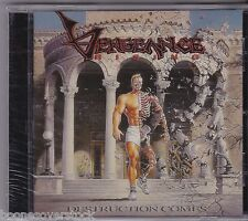VENGEANCE RISING - DESTRUCTION COMES (*NEW-CD, 2013, Intense Millennium) Reissue