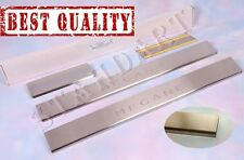 Renault MEGANE II 2002-2008 Stainless Steel Door Sill Guard Scuff Protectors