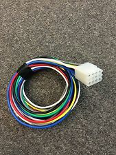 Federal Signal PA300 & SS2000 Wiring Harness Power Plug Cable - FIRE EMS Police