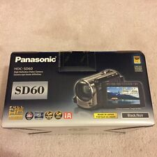 Panasonic HDC-SD60 Camcorder Slightly New HD 1080 High Def Video full 35x zoom