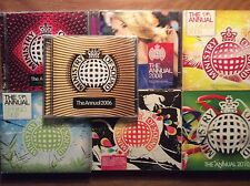 Ministry of Sound - The Annual 2010 Spring Summer 2009 2008 2007 2006 [16 CD]