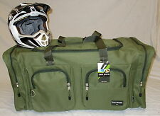 Moto x atv mx gear bag moto cross off road paintball army green