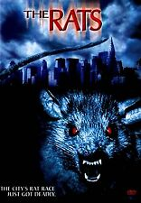 NEW HORROR  DVD // The Rats  // Daveigh Chase, Shawn Michael Howard, Vincent Sp