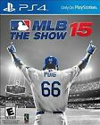 MLB 15: The Show (Sony PlayStation 4, 2015)