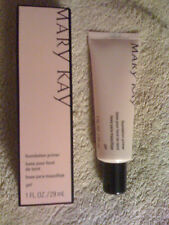 Mary Kay Foundation PRIMER with Sunscreen SPF 15 Brand New EXPIRES 02/18