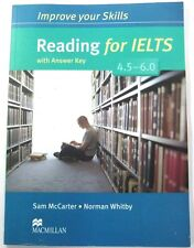 Improve your skills Reading for IELTS with Answer key SAM MCCARTER MACMILLAN