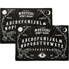 Killstar Spiritboard Pillow Cases Black Goth Nugoth Ouija Occult