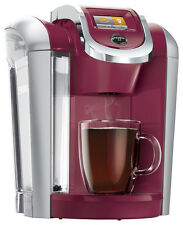 Keurig K475 Plus K-Cup Coffee Machine Maker Brewer | VINTAGE RED | BRAND NEW