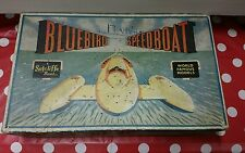 SUTCLIFFE, BLUEBIRD II BOXED AND IN WORKING ORDER