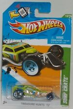 Hot Wheels 2012 Treasure Hunt  #13 SURF CRATE TH  MOMC