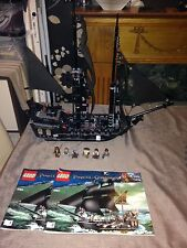 LEGO Pirates of the Caribbean 4184 The Black Pearl 100% Complete