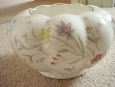 Aynsley England porcelain vase,Summer Sketches