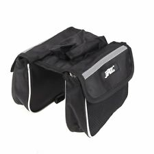 B3 JSZ Cycling Bicycle Bike Frame Pannier B3ddle Front Tube Bag Double Sides