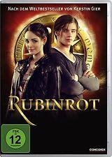 DVD ° Rubinrot ° Kerstin Gier ° NEU & OVP