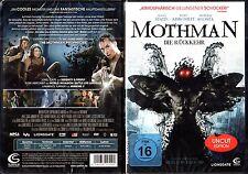 Mothman 2 - DVD - Die Rückkehr ( Uncut Edition ) 2011 - mit Wendecover! NEU&OVP