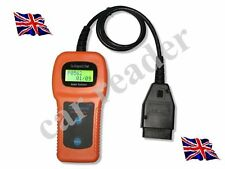Any Car Code Fault Error Reader OBD2 MIL Engine RESET Interface Tool Scan UK