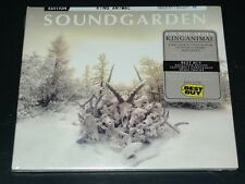 King Animal by Soundgarden - +5 Deluxe Edition