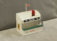 Vintage SCALEXTRIC A203 Owner's Stand & Pit KLG Sparking Plugs (Steps Modified)