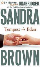 Tempest in Eden by Sandra Brown (2014, CD, Unabridged)