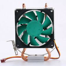 Needcool N5 2 x Heatpipe CPU Cooler Fan & Heatsink for 775 115X AMD FM1/2 i3/5/7