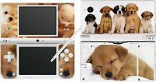 NDSi nintendo DSi - CUTE PUPPY DOG - 4 Piece - Sticker Skin UK
