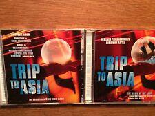 Trip To Asia [3 CD] Tour Simon Rattle + Soundtrack Stockhausen + Remix 2Raumwohn