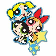 Powerpuff Girls Vinyl Car Sticker Decal 2.5""