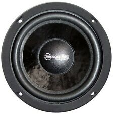 "American Bass SQ65CB 6.5"" (Sq65Cbx) Closed Back Midrange Speaker With Grill"